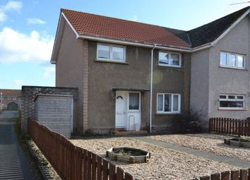 Thumbnail 3 bed semi-detached house for sale in Tarryholme Drive, Irvine