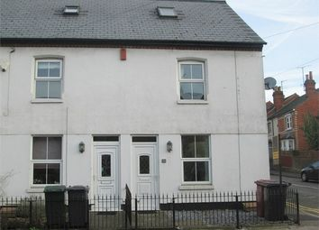 Thumbnail 3 bed end terrace house to rent in Elgar Road, Reading, Berkshire