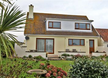 Thumbnail 3 bed detached bungalow for sale in La Rue De Haut, St. Brelade, Jersey