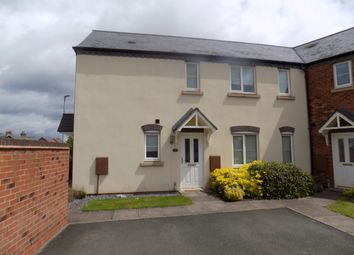 Thumbnail 2 bed maisonette for sale in Chesterfield Road, Lichfield