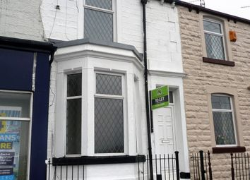 Thumbnail 2 bed terraced house to rent in Padiham Road, Burnley, Lancs