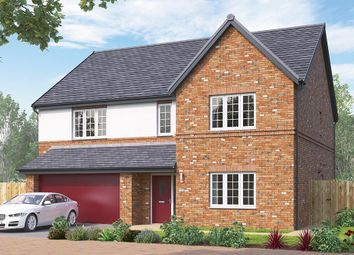 "Thumbnail 5 bed detached house for sale in ""The Kelham"" at Rectory Lane, Guisborough"