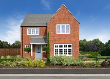 Thumbnail 4 bed detached house for sale in Western Road, Silver End, Witham