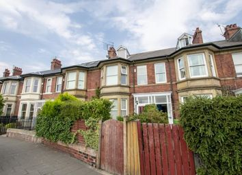 Thumbnail 6 bed terraced house for sale in Church Road, Gosforth, Newcastle Upon Tyne, Tyne And Wear