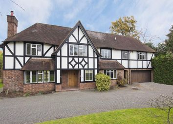 Thumbnail 6 bedroom detached house to rent in Silverdale Avenue, Walton On Thames