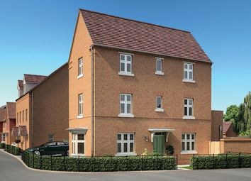Thumbnail 3 bed detached house for sale in The Village, Barlaston, Stoke-On-Trent