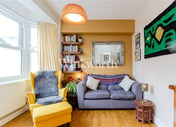 Thumbnail 2 bed terraced house for sale in Kevelioc Road, Tower Gardens, London
