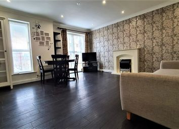 Thumbnail 2 bed flat to rent in Jane Austen Hall, 21 Wesley Avenue, London