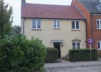 Thumbnail 3 bed semi-detached house for sale in Finn Farm Road, Ashford