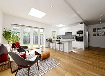 Thumbnail 4 bed semi-detached house for sale in Aberdare Gardens, Mill Hill, London