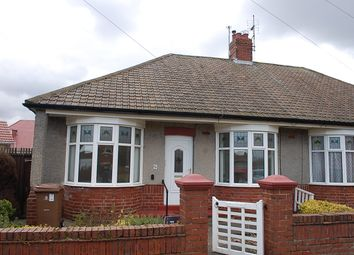 Thumbnail 3 bed bungalow for sale in Sheringham Avenue, North Shields