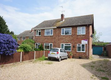 3 bed semi-detached house for sale in Pilgrims Way, Starston, Harleston IP20
