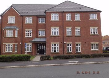 Thumbnail 2 bedroom flat to rent in Hardy Close, Dukinfield