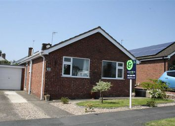 Thumbnail 2 bed detached bungalow for sale in Gillbank Drive, Ratby, Leicester