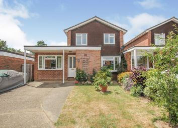 Thumbnail 4 bed detached house for sale in Kingsmead, St. Albans