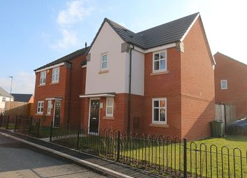 Thumbnail 3 bed semi-detached house for sale in Warbler Grove, Walsall, West Midlands