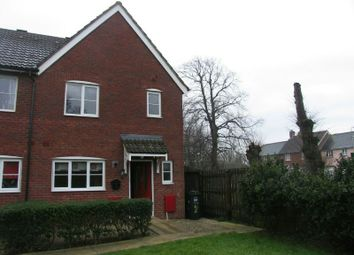 Thumbnail 3 bed semi-detached house to rent in Meadow Place, St. Georges, Weston-Super-Mare