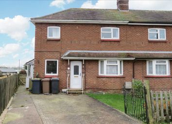 Thumbnail 3 bed semi-detached house to rent in Hillside Estate, Ruskington, Sleaford