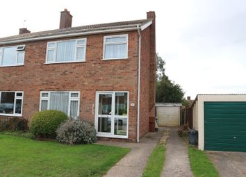 Thumbnail 3 bed semi-detached house for sale in Woodlands, Great Oakley, Harwich