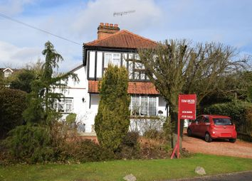 Thumbnail 3 bed detached house for sale in Hill Rise, Chalfont St. Peter, Gerrards Cross
