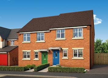 "Thumbnail 3 bed property for sale in ""The Maple At The Willows, Dudley"" at Middlepark Road, Dudley"