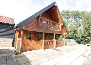 Thumbnail 2 bed lodge to rent in Stambourne Road, Finchingfield