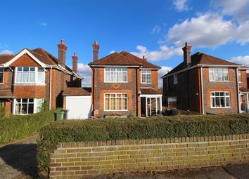 Thumbnail 4 bed detached house to rent in East Meads, Guildford