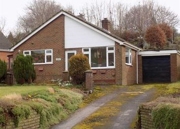 Thumbnail 3 bed detached bungalow for sale in Hamil Drive, Leek, Staffordshire