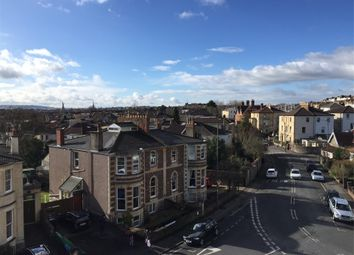 Thumbnail 2 bed flat to rent in Top Floor Flat, Lower Redland Road, Redland, Bristol