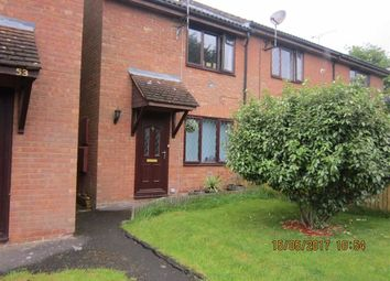 Thumbnail 2 bed property to rent in Ascham Road, Grange Park, Swindon