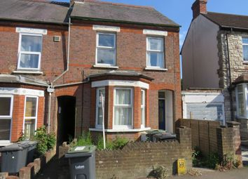 Thumbnail 4 bed end terrace house for sale in Hillborough Road, Luton
