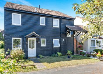 Thumbnail 2 bedroom maisonette for sale in Carlford Close, Martlesham Heath, Ipswich