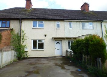Thumbnail 3 bed terraced house for sale in Abbey Lane, Southam, Warwickshire, England