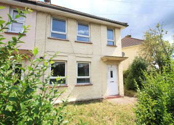 Thumbnail 3 bedroom end terrace house for sale in Dickens Road, Gravesend, Kent