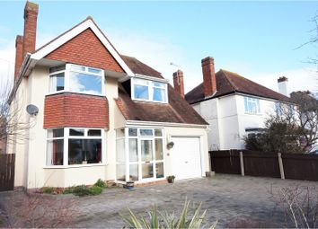 Thumbnail 4 bed detached house for sale in Parkfield Drive, Taunton