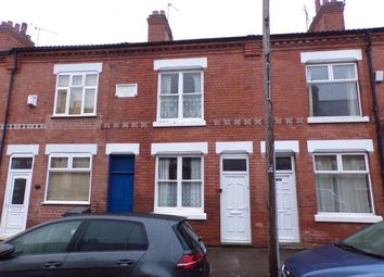 Thumbnail 2 bed terraced house for sale in Wolverton Road, Leicester, Leicestershire, England