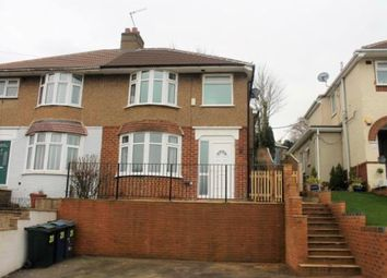 Thumbnail 4 bed semi-detached house for sale in Colborne Road, High Wycombe