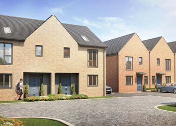 Thumbnail 3 bedroom semi-detached house for sale in The Beat, Meaux Rise, Kingswood, Hull