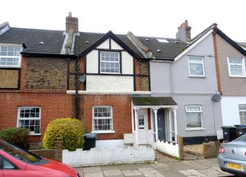 Thumbnail 3 bed terraced house for sale in Percival Road, Enfield