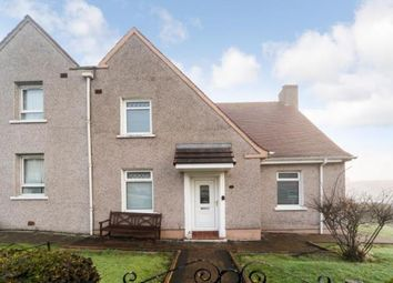 Thumbnail 3 bed semi-detached house for sale in Mossgiel Place, Rutherglen, Glasgow, South Lanarkshire