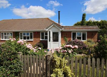Thumbnail 2 bedroom bungalow for sale in Marine Drive East, Barton On Sea, New Milton