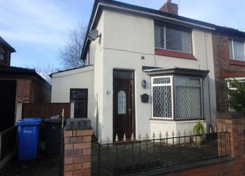 Thumbnail 2 bed semi-detached house for sale in Wellfield Street, Warrington, Cheshire