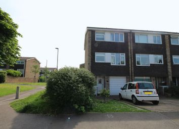 Thumbnail 4 bed terraced house for sale in Leafield Close, London