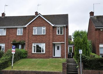 Thumbnail 3 bed end terrace house to rent in Union Road, Exeter