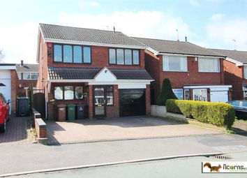 Thumbnail 5 bed detached house for sale in Falmouth Road, Walsall