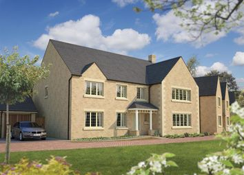 Thumbnail 6 bed detached house for sale in Dowding Close, Upper Rissington, Cheltenham