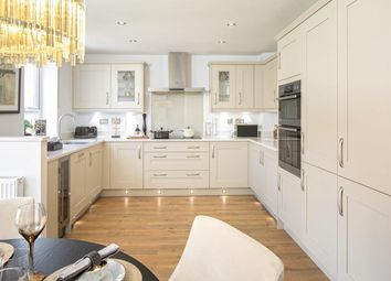"Thumbnail 4 bed detached house for sale in ""Holden"" at Dryleaze, Yate, Bristol"