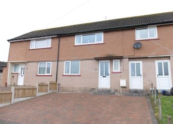 Thumbnail 3 bed terraced house for sale in Bannisdale Way, Carlisle