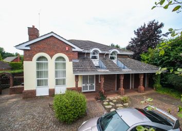 Thumbnail 4 bedroom detached house for sale in Augusta Avenue, Collingtree Park, Northampton