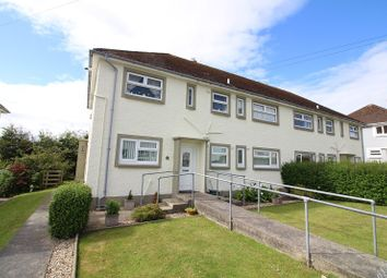 Thumbnail 2 bedroom flat for sale in Augustine Way, Haverfordwest, Pembrokeshire.